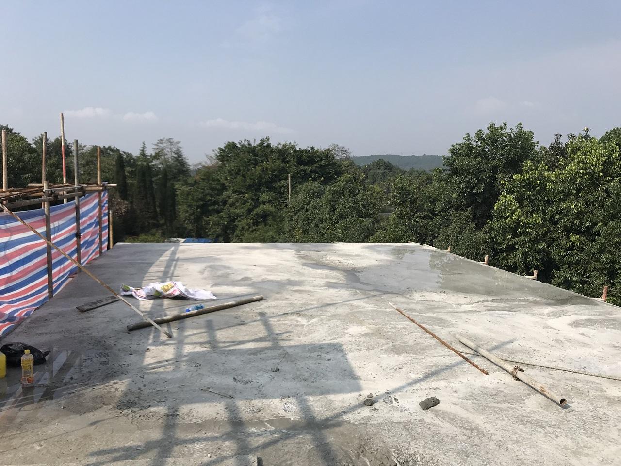 江北区厂房修建平视图