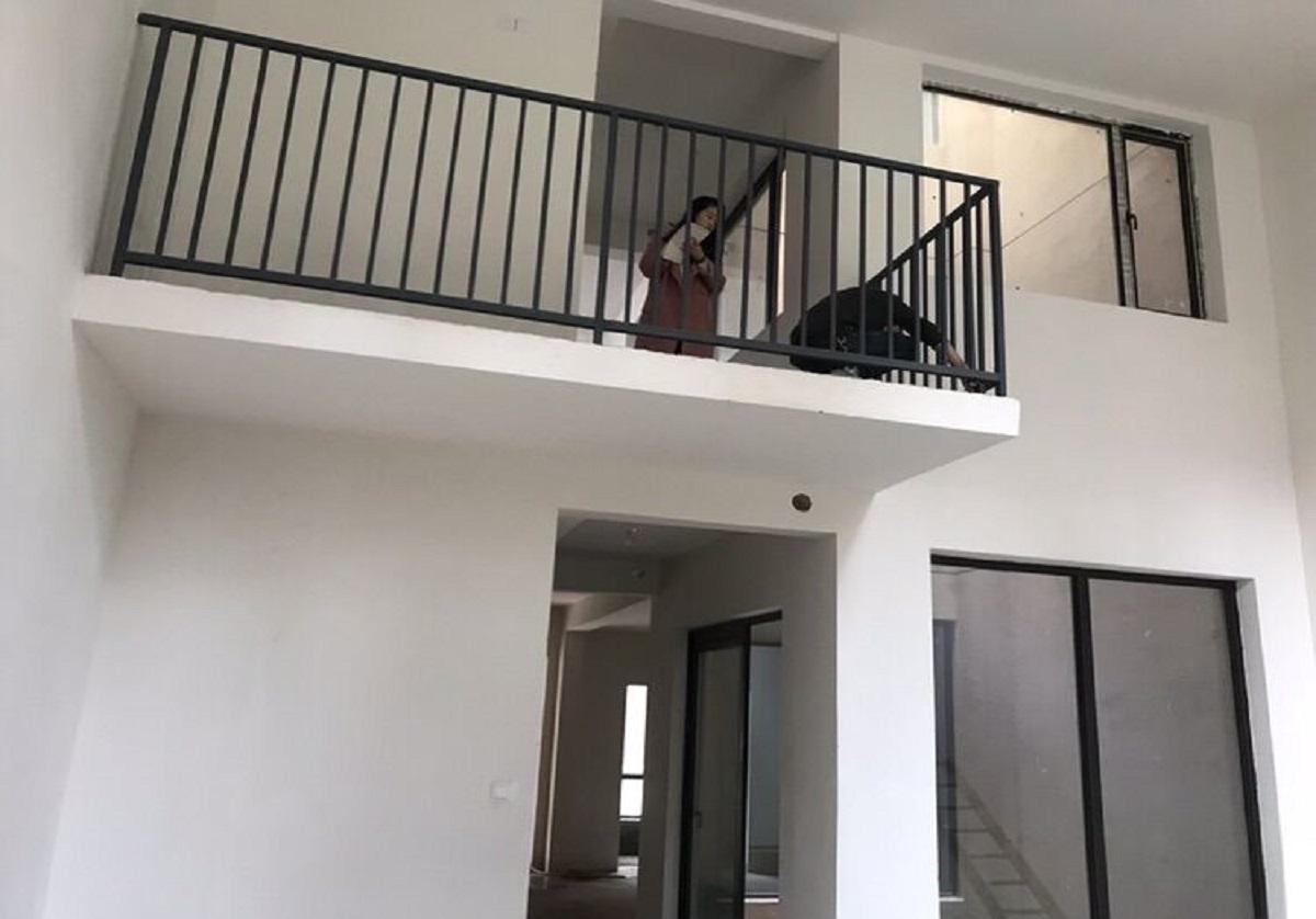 别墅内楼阁楼改造