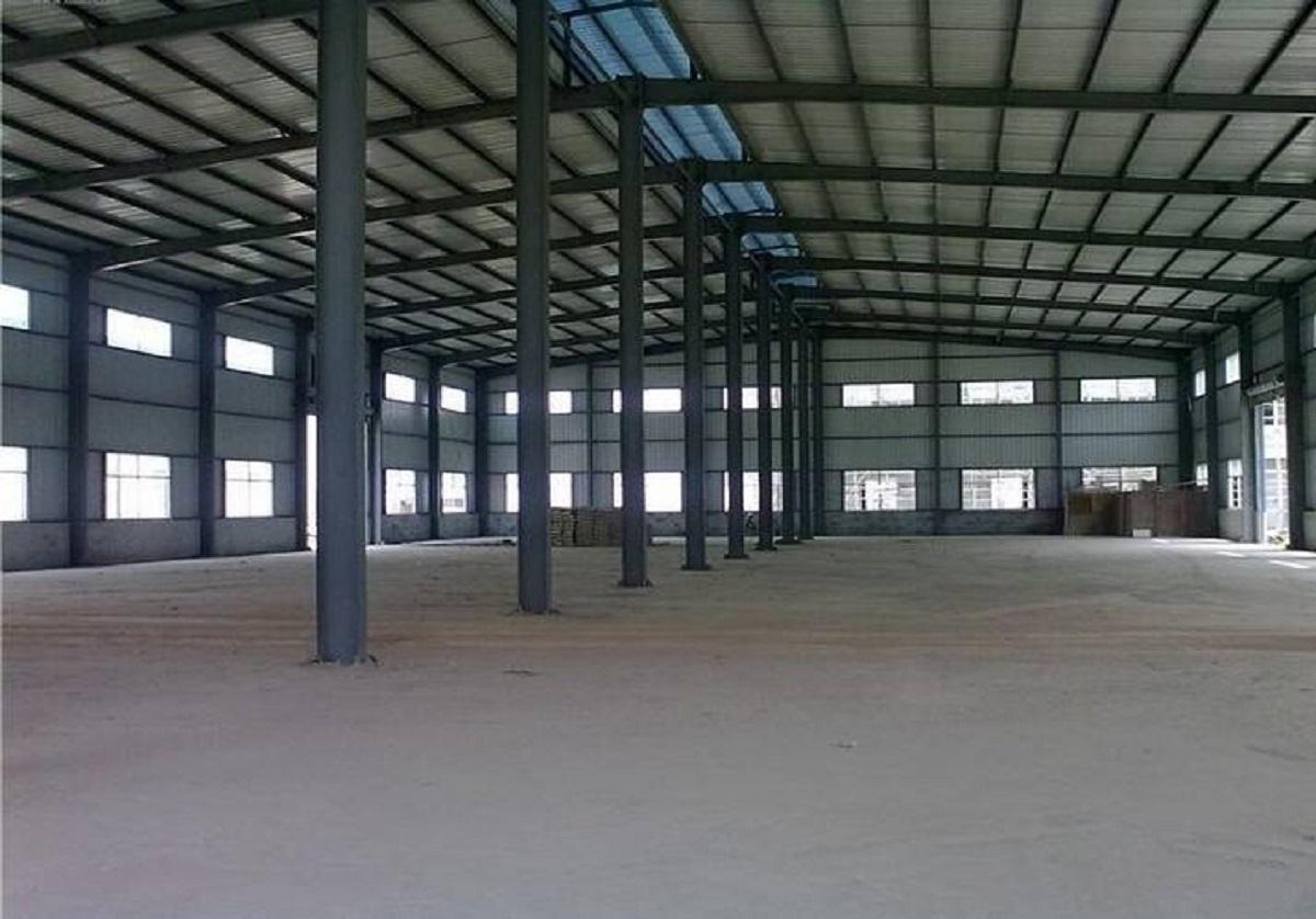 渝北钢结构厂房打造