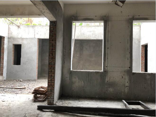 别墅土建施工