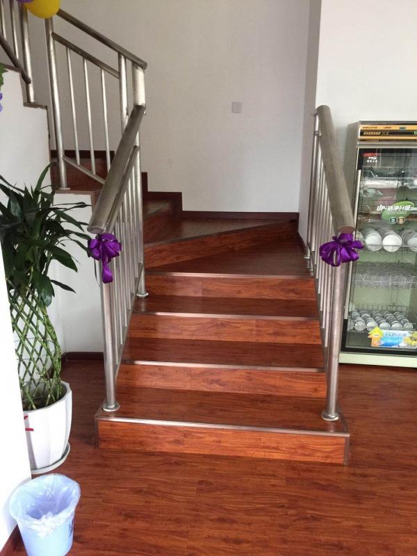 现浇直角楼梯