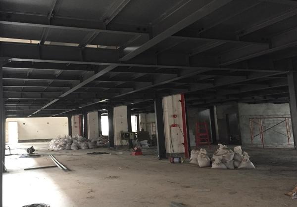 渝北厂房钢结构吊顶